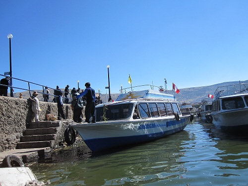 Hafen Puno