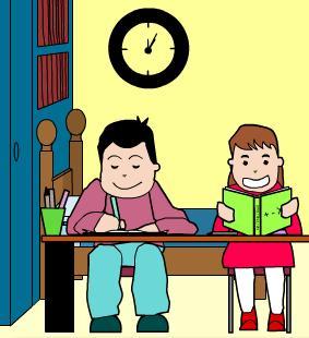 en hacer actividades en casa para ayudar a sus hijos en su proceso