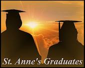 St. Anne's Graduates