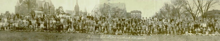 1928-29 St. Anne's Student Body