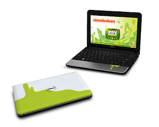 Dell Mini Inspiron Nickelodeon Netbook for Kids