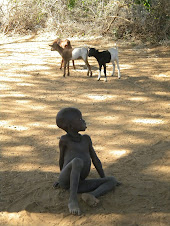 A Child Of Karamoja