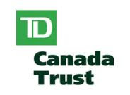 how to close td canada trust bank account online