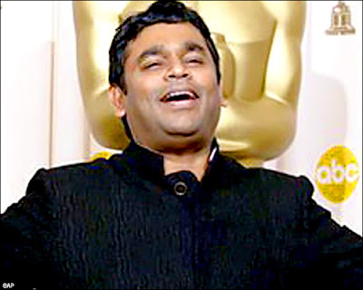 A.R. Rahman gets two Grammy Awards nominations for Slumdog Millionaire