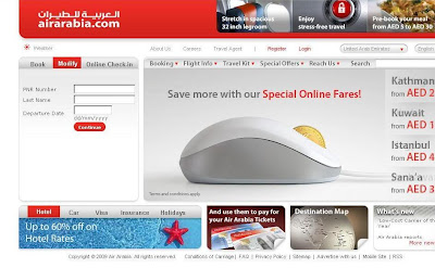 Airarabia reservation | Air arabia ticket booking | Airarabia online booking