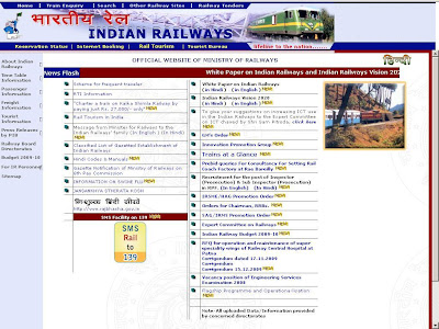 IRCTC PNR Enquiry - IRCTC Reservation Enquiry - IndianRailways PNR status