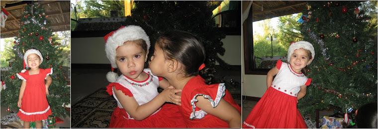 Niñitas navideñas