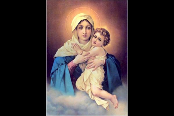 images of jesus christ with mary. Jesus Christ the Saviour: Joseph Ratzinger BEAUTY CHURCH 8