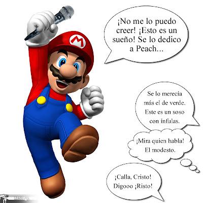 Mario gana Operación Triunfo