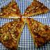 Soğanlı Pizza-Portakal Şekerlemeli Kek-Yaban Mersinli Kurabiye-Patatesli Kızartma Böreği-Sıvı Yağlı Kurabiye-Patatesli Kol Böreği