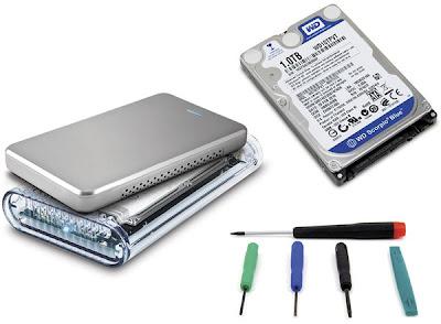 Жорсткі диски для ноутбуків от owc