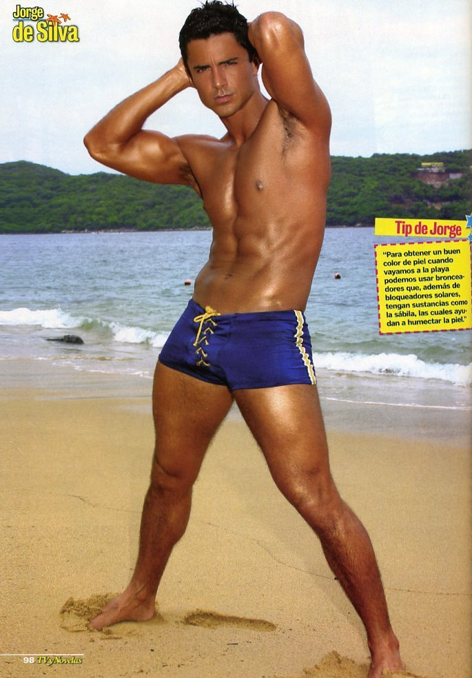Jorge De Silva Naked 50