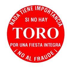 Nada tiene importancia si no hay TORO