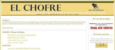 El Chofre