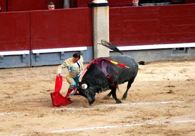 Frascuelo en Madrid
