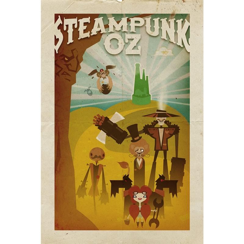Tin Man ó Un Mago de Oz muy Steampunk Steampunk_oz_monkey