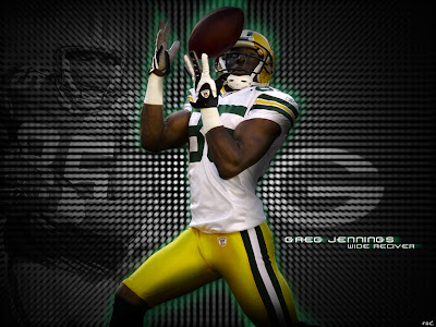 Greg Jennings Wallpaper