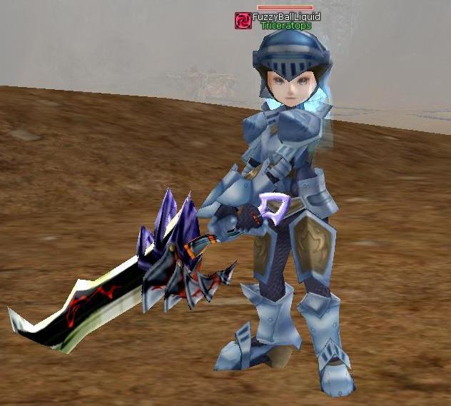 Sobre knight Flyff00143