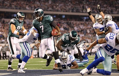 An Eagles' Win Over Dallas – One Of Life's Simple Pleasures!