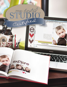 My Digital Studio - I'm Certified!