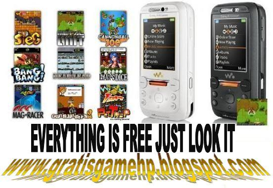 Free Games Handphone Update