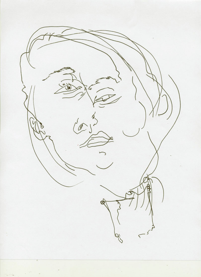 Contour Line Drawing Famous Artists : Mind full art drawing class northwest center