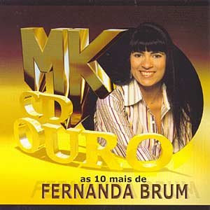 CD Fernanda Brum   As 10 Mais