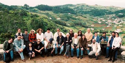 Café Portugal - PASSEIO DE JORNALISTAS nos Açores, 1995