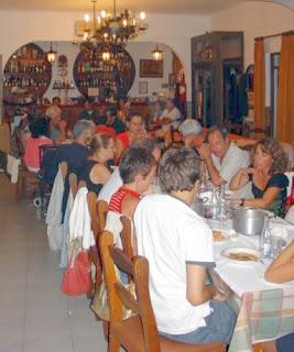 Café Correia, Vila do Bispo (A sala...)