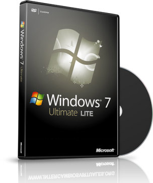 descargar Windows 7 Ultimate lite para pc cd de 700 megas full español