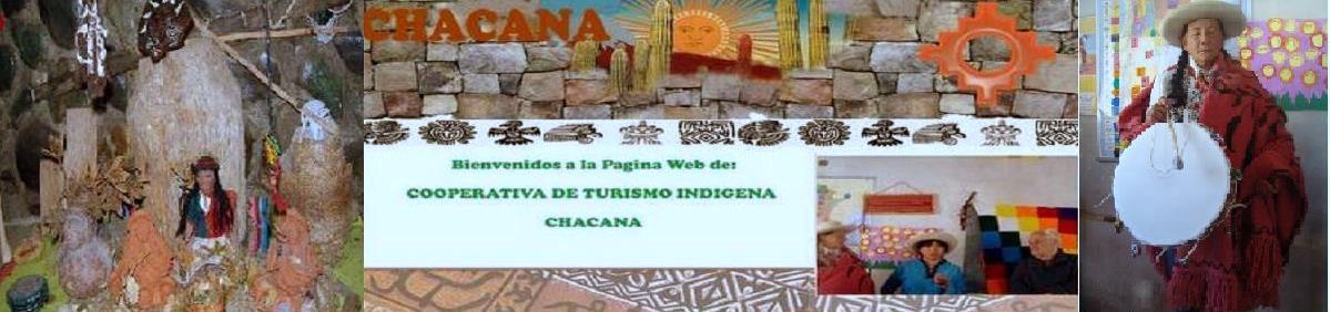"""cooperativa de turismo indigena """"CHACANA"""""""
