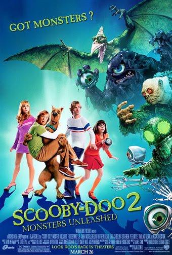 Scooby-Doo 2: Monsters Unleashed สัตว์ประหลาดหลุดอลเวง