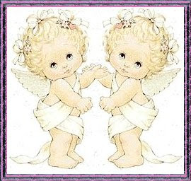 Our angels Grace Elizabeth & Anna Marie
