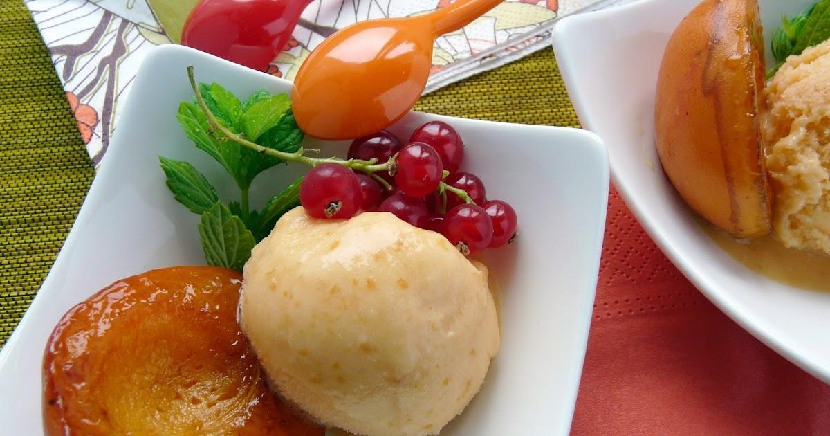 De vous moi abricots r tis la plancha glace melon - Repas plancha entre amis ...