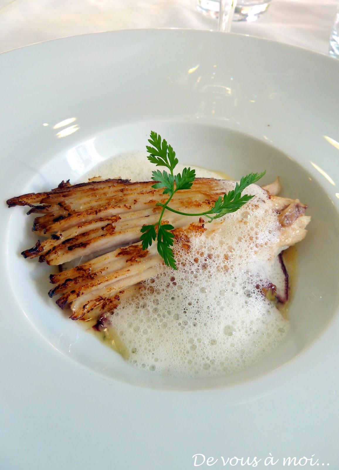 De vous moi janvier 2011 - Cuisiner l aile de raie ...