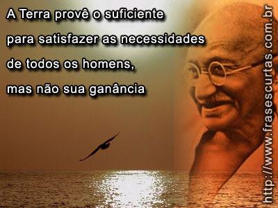 Frases de Mahatma Gandhi: Pensamentos de Reflexão, Amor e Vida