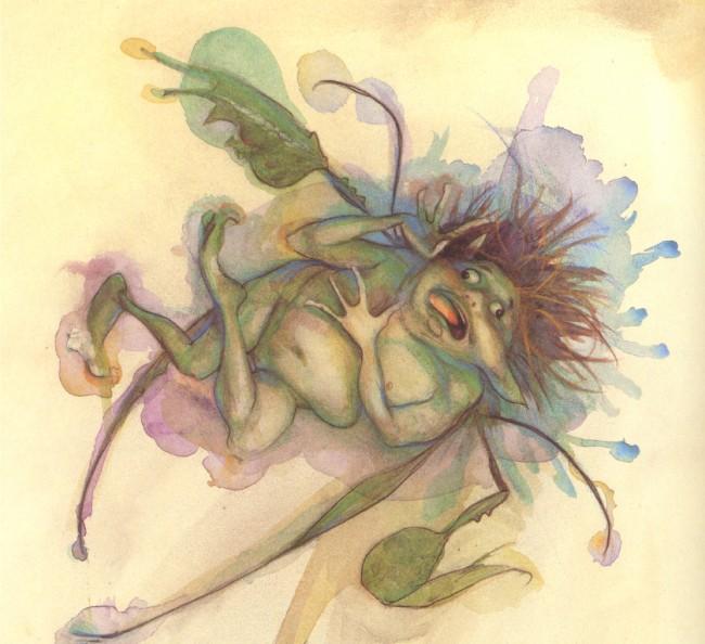 Web Ilustraciones De Hadas - Galeria e Imagenes Anime
