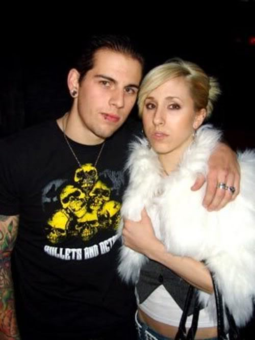 M Shadows Wife And Kids Avenged Sevenfold