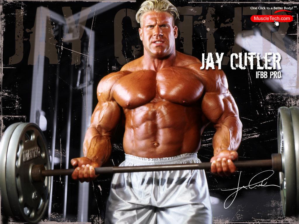 BODYBUILDING: JAY CUTLER