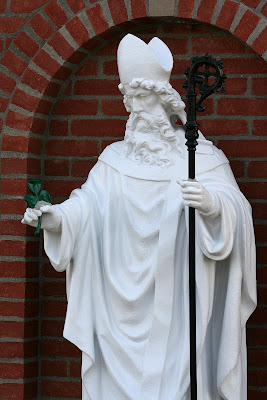 Statue of Saint Patrick