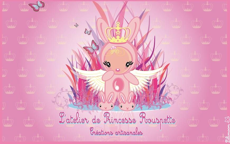 Princesse rouspette
