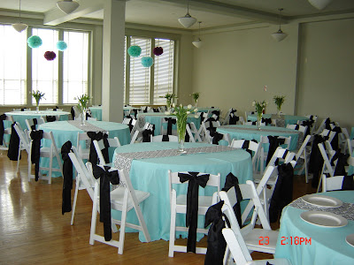 Damask Wedding Ideas on Dream Weddings And Events  Tiffany Blue And Damask