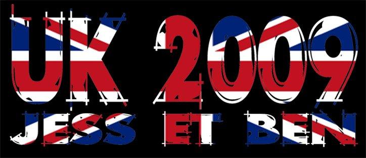 UK2009 - JESS ET BEN