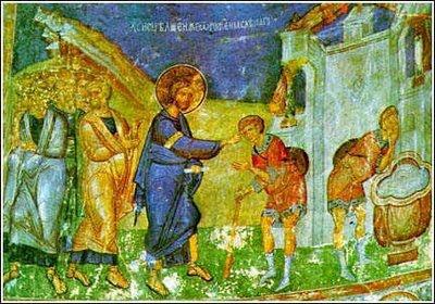 Predică a Mitropolitului Augustin de Florina la Duminica Orbului