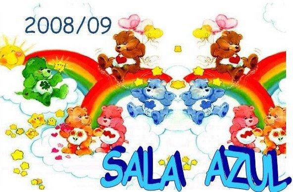 O Pré-Escolar no Montenegro - SALA AZUL