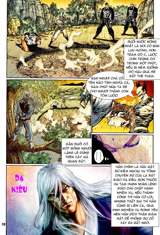 Tân Tác Long Hổ Môn chap 114 - Trang 14