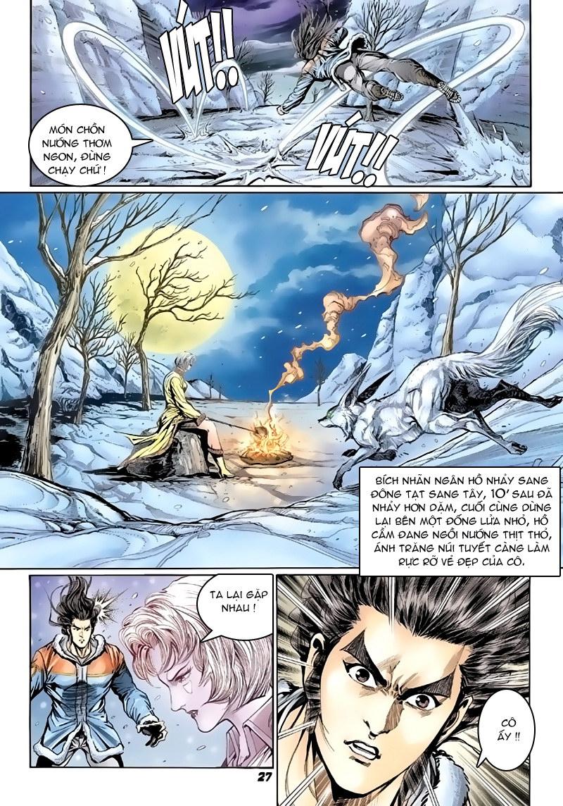 Tân Tác Long Hổ Môn chap 117 - Trang 23