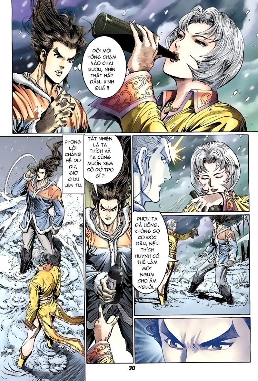 Tân Tác Long Hổ Môn chap 117 - Trang 26