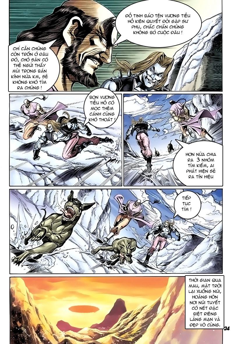 Tân Tác Long Hổ Môn chap 117 - Trang 30