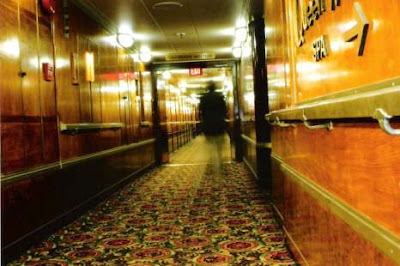 Real Ghost Photo clicked on Queen Mary